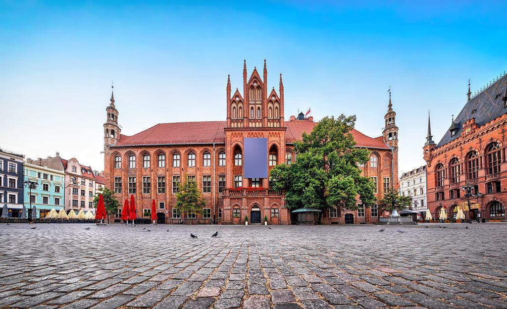 Ciekawe miejsca w Kujawsko-Pomorskim - Toruń. Zdjęcie ilustracyjne