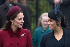 Księżna Kate i Meghan Markle nie mogą nosić brylantów przed godziną 18