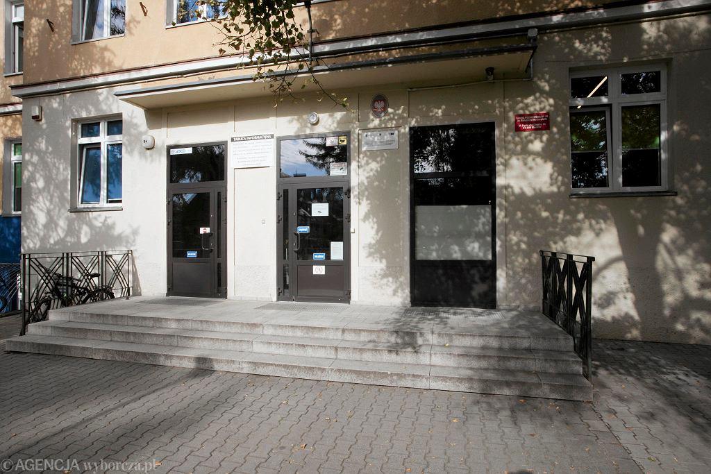 Szkoła podstawowa nr 36 przy ul. Chopina we Wrocławiu