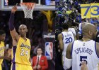 Jak Kobe Bryant wygrał z Golden State Warriors