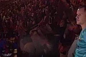 Wyciekło zdjęcie z szatni Barcelony. Poruszający widok Lionela Messiego