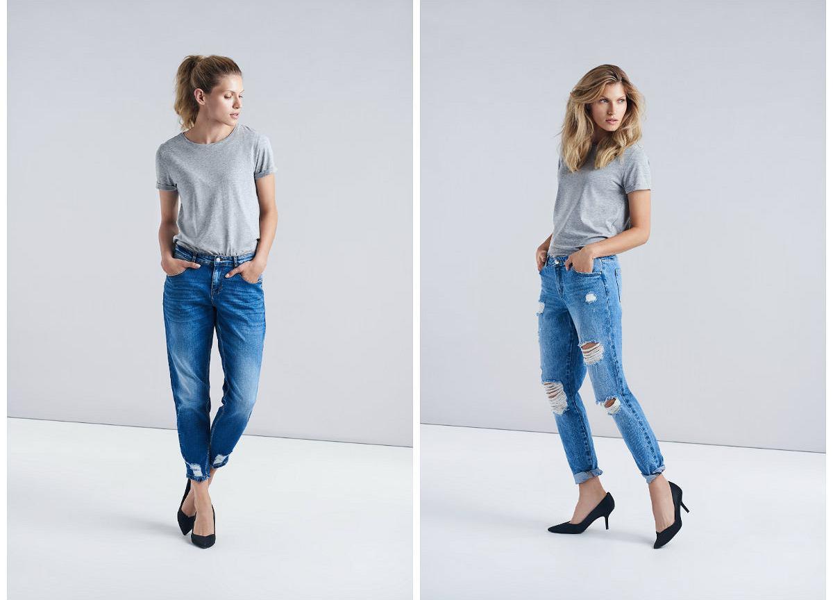 83928543 Mohito Jeans AW 2018 - kolekcja spodni dla każdego typu figury