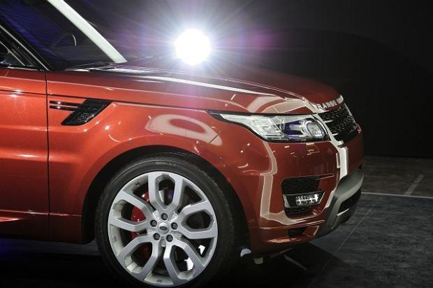 Polska prezentacja Range Rovera Sport