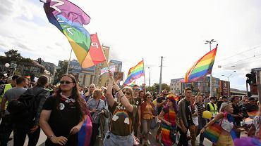 Drugi Szczeciński Marsz Równości w 2019 r.