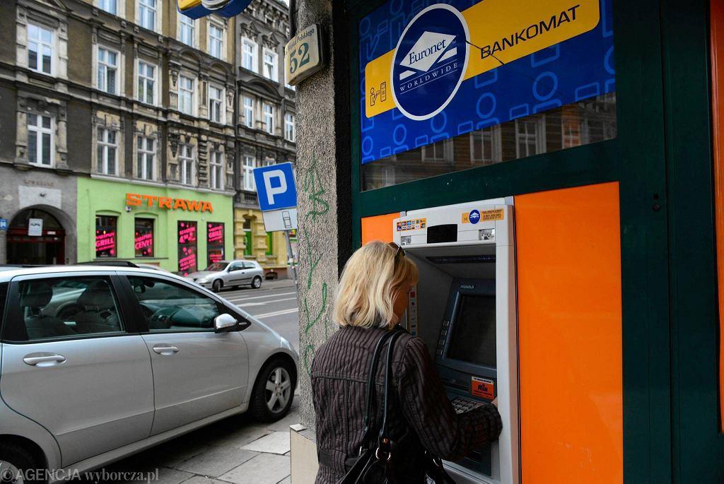 Bankomat Euronet w Szczecinie