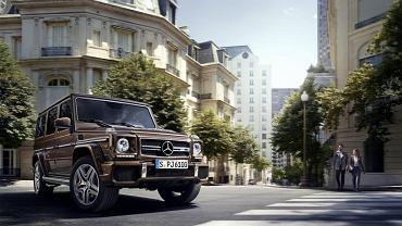 2015 Mercedes Klasa G