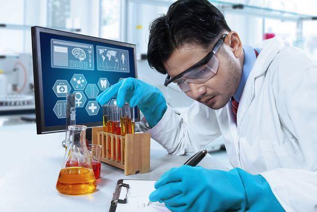 Przetargi na zakup aparatury do badań naukowych.