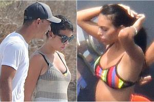 Georgina Rodriguez urodzi za kilka miesięcy dziecko Cristiano Ronaldo? Jej wyraźnie zaokrąglony brzuch wskazuje, że wkrótce zostanie matką, a Ronaldo - po raz kolejny - ojcem.