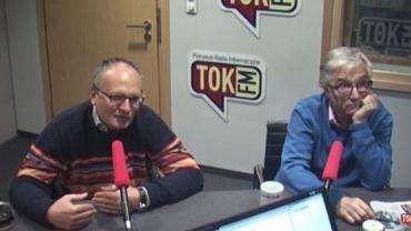 """Paweł Lisicki i Jan Ordyński w """"Poranku Radia TOK FM"""""""