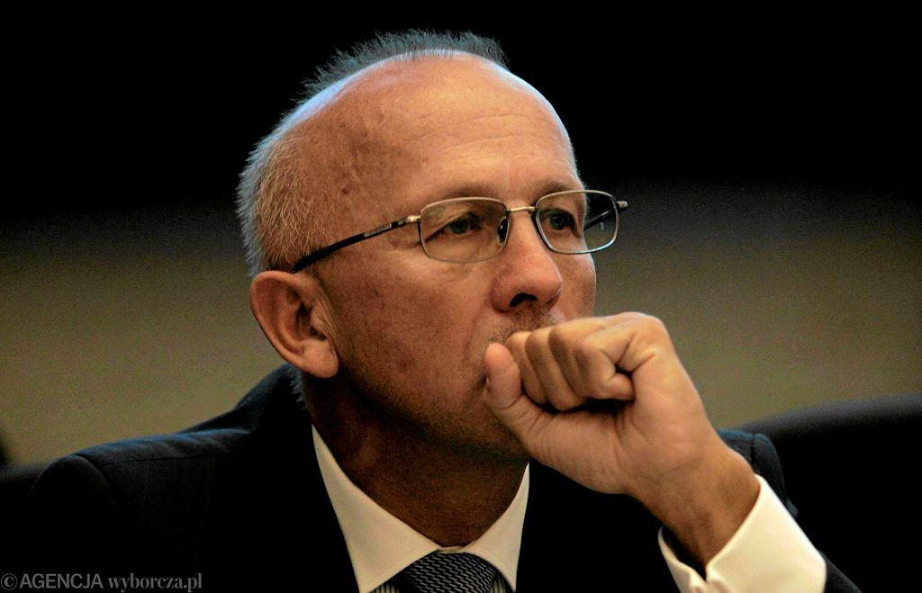 Wiesław Rozłucki - pierwszy prezes GPW w Warszawie