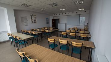 Tajemnicze zasłabnięcie w szkole na Saskiej Kępie [zdjęcie ilustracyjne]