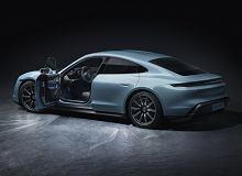 Porsche Taycan 4S dołącza do wersji Turbo. Niższa cena, największy zasięg w gamie