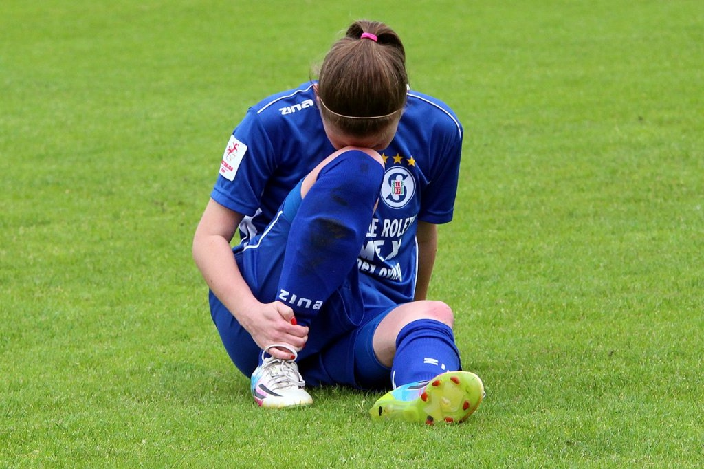 Ekstraklasa piłki nożnej kobiet: TKKF Stilon Gorzów - Górnik Łęczna 1:5 (1:3)