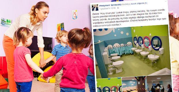 """Kontrowersyjna toaleta w polskim żłobku. """"Bzdura totalna. Jak dzieci mają się załatwiać?"""""""