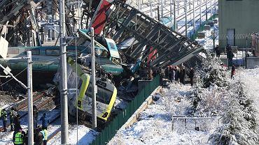 Katastrofa kolejowa w Turcji. Zginęło co najmniej 9 osób