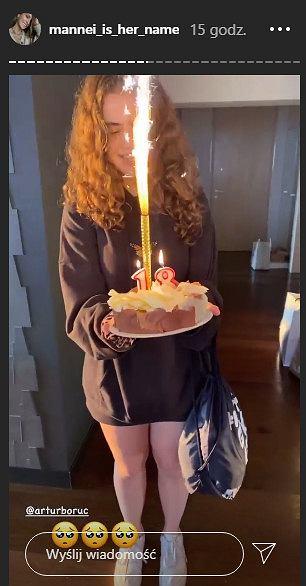 Urodziny Sary Boruc