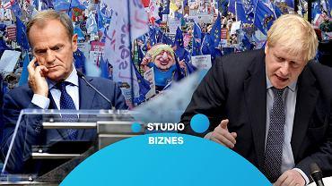 'Studio Biznes' o tym, czy brexit ma szansę dokonać się 31 października