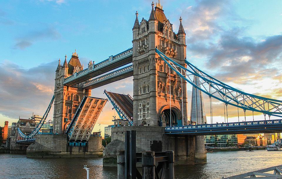 Tower Bridge w Londynie / Fot. RichardLey / pixabay