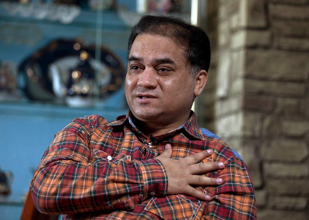 Ilham Tohti jest laureatem tegorocznej Nagrody Sacharowa przyznawanej przez Parlament Europejski.