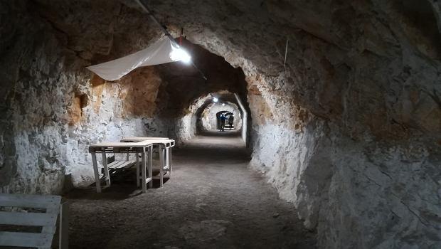 Rijeka. Tunele pod miastem są wykorzystywane jako skróty