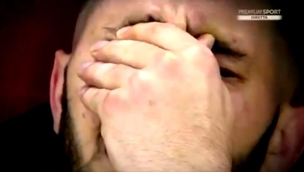 Płaczący Manolas