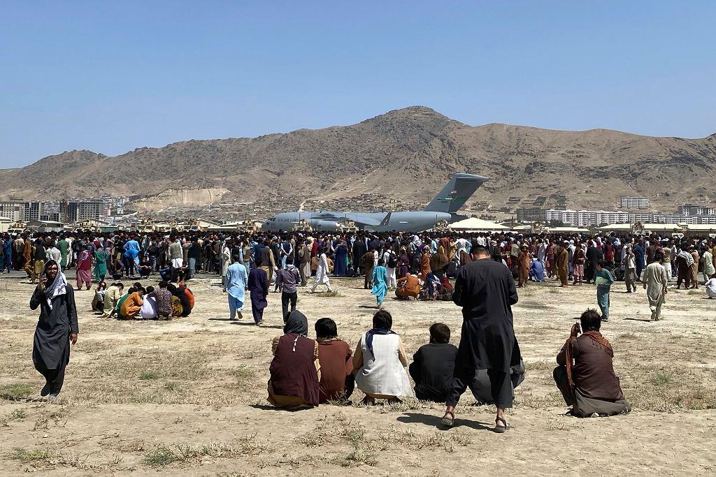 Afganistan. Zdjęcie ilustracyjne