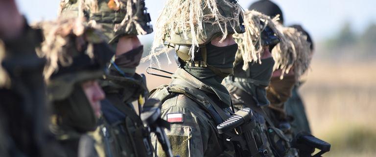 Żołnierz o wizji wojska na ulicach