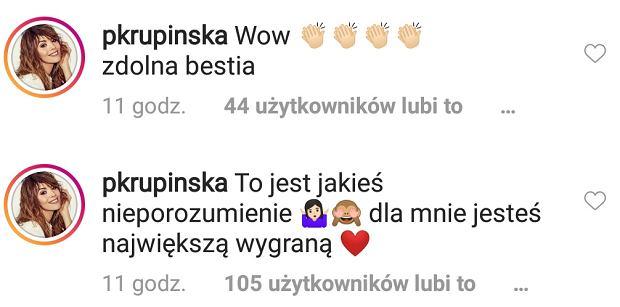 Paulina Krupińska na Instagramie