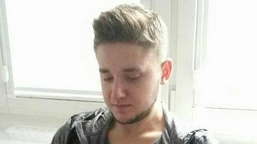 Zaginął 19-letni student Michał Rosiak. Policja prosi o pomoc