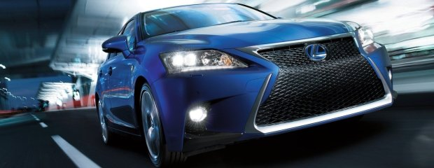 Wideo   Nowy Lexus CT 200h