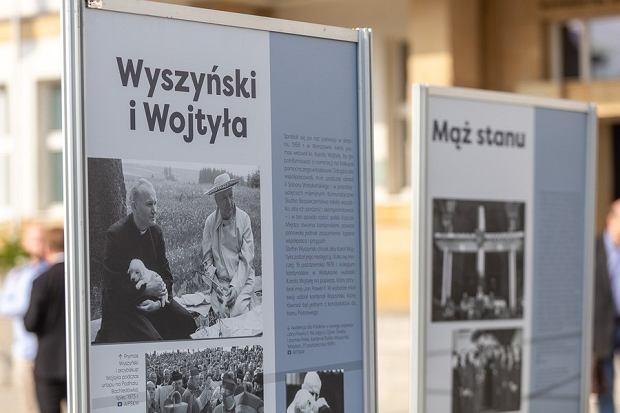Zdjęcie numer 12 w galerii - Prymas Tysiąclecia - wystawa o kard. Stefanie Wyszyńskim w centrum Torunia