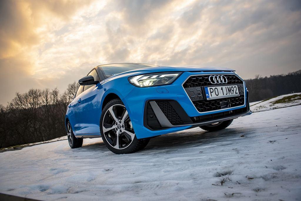 Nowe Audi A1