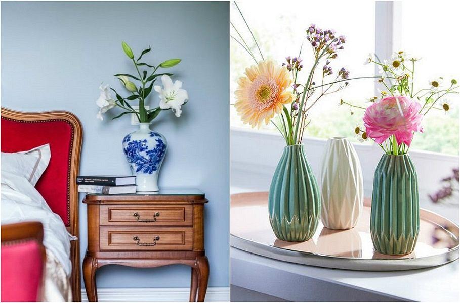 Dodatki ceramiczne do salonu - jaki wazon wybrać?