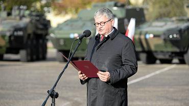 Szef Biura Bezpieczeństwa Narodowego Paweł Soloch (zdjęcie ilustracyjne)