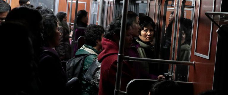 Horror uciekinierki z Korei Północnej. Dwaj oficerowie podejrzani