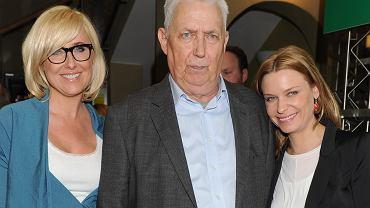 Agata Młynarska, Wojciech Młynarski i Paulina Młynarska