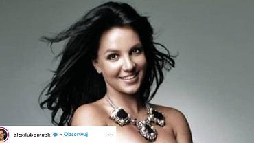 Britney Spears nago w ciąży. Polski fotograf pokazał zdjęcie, które zrobił piosenkarce 14 lat temu