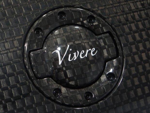 Mansory Bugatti Veyron Linea Vivere 2014