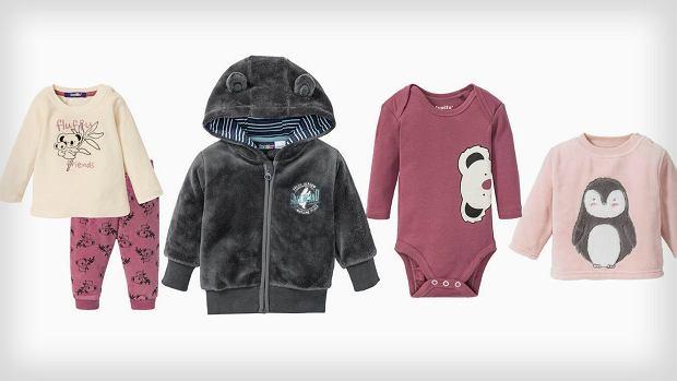 Lidl. Promocja na ubranka i akcesoria dla dzieci. Body kupisz za 5,99 zł