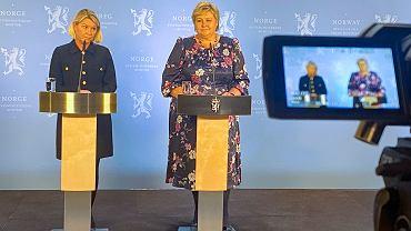 Atak w Norwegii. Ustępująca premier Erna Soberg przekaże władzę w czwartek mimo środowej tragedii
