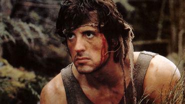 """Kadr z filmu """"Rambo: pierwsza krew"""""""