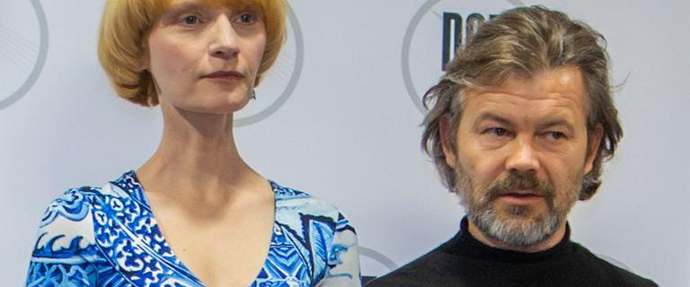 Agata Buzek i Jacek Braciak na premierze filmu. Nie byli sami