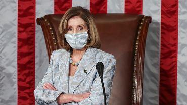 Nancy Pelosi ponownie szefową Izby Reprezentantów