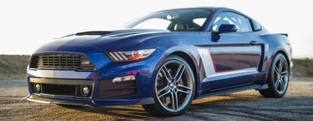 Ford Mustang 2015 ROUSH Stage 3 | Prawdziwy rumak