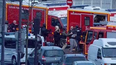 Zakładnicy uwolnieniu w trakcie szturmu na sklep, w którym zabarykadowali się terroryści