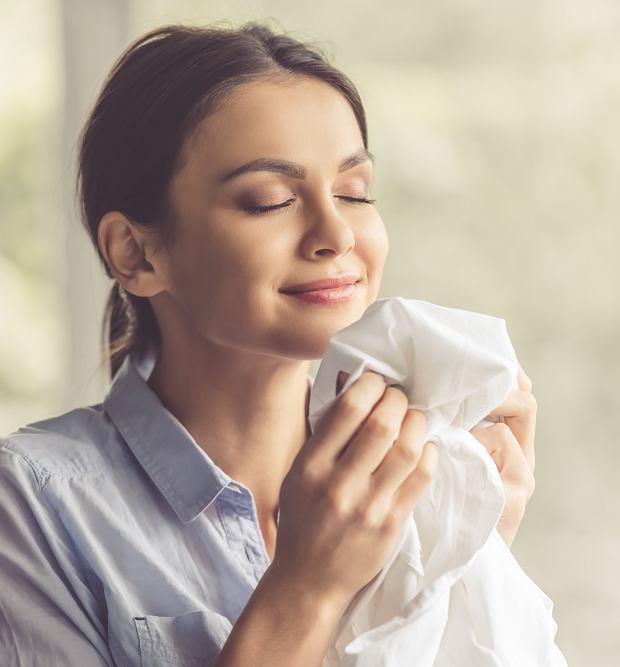 Pranie parowe dla alergików