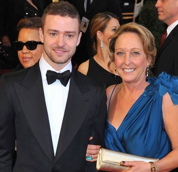 Justin Timberlake, mama, Lynn Harless
