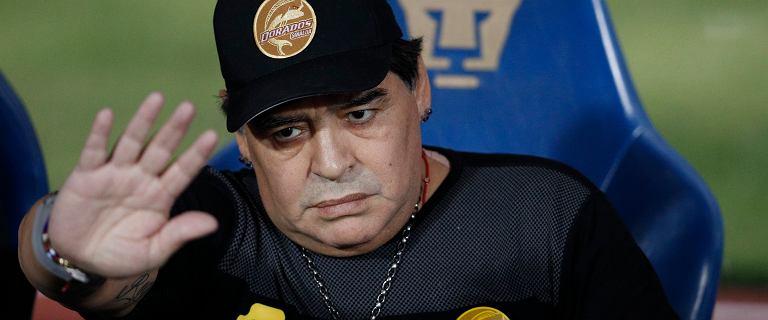Diego Maradona ostro po przegranej Argentyny z Wenezuelą: