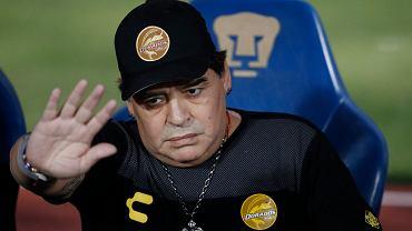 Diego Maradona zaatakował reprezentację Argentyny po porażce z Wenezuelą