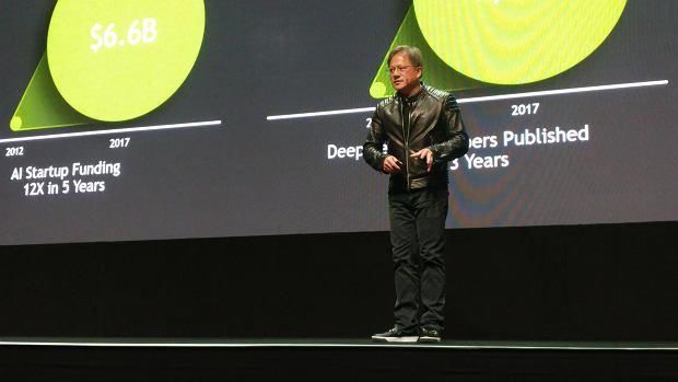 Jensen Huang, prezes firmy NVidia